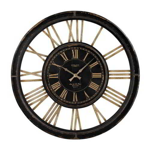 contemporary clock